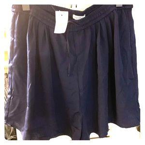 NWT | J.Crew shorts size M navy